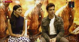 Hrithik Roshan & Pooja Hegde In An Exclusive Interview With IndianExpress