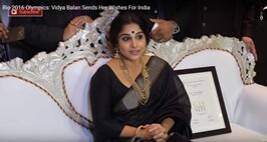 Rio 2016 Olympics: Vidya Balan Sends Her Wishes For India