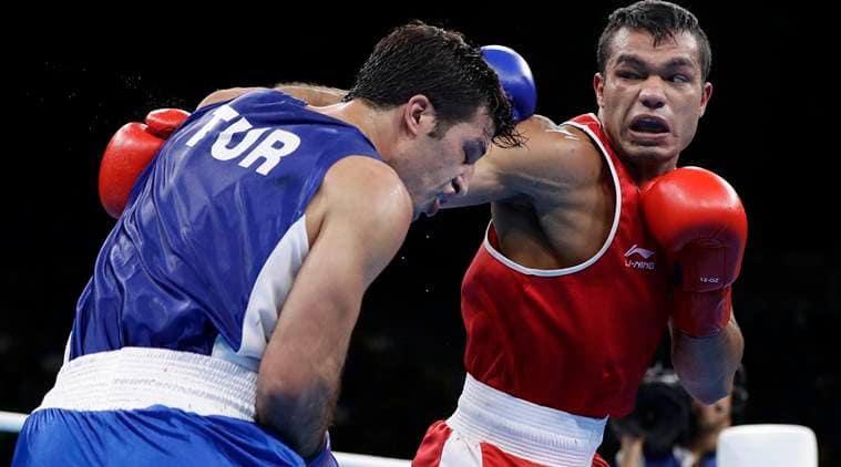 Vikas Krishan, Vikas Krishan India, Boxer Vikas Krishan, India boxer Vikas Krishan , India boxer, Boxing India, Rio 2016 olympics, Rio Games, Sports news, Sports