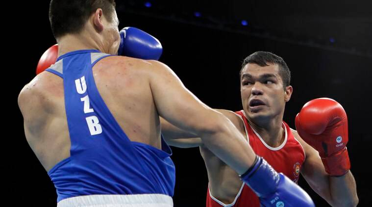 Vikas Krishan, Vikas Krishan India, Vikas krishan quarterfinal bout, Vikas Krishan quarterfinal match, Indian boxing,l Rio 2016 olympics, Rio Games, Sports news, Sports