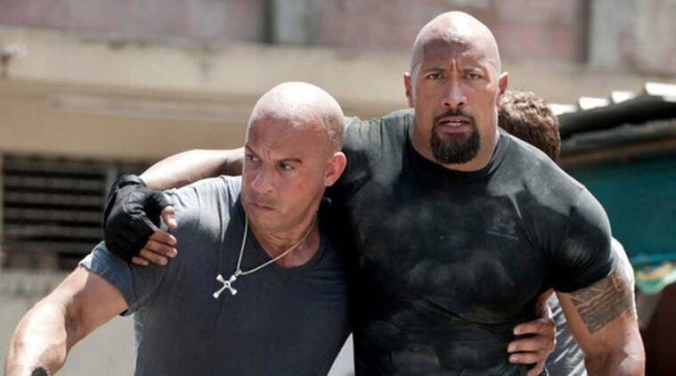 vin diesel, vin diesel dwayne johnson, vin diesel on dwayne johnson, vin diesel fate of the furious, vin diesel dwayne johsnon fight,