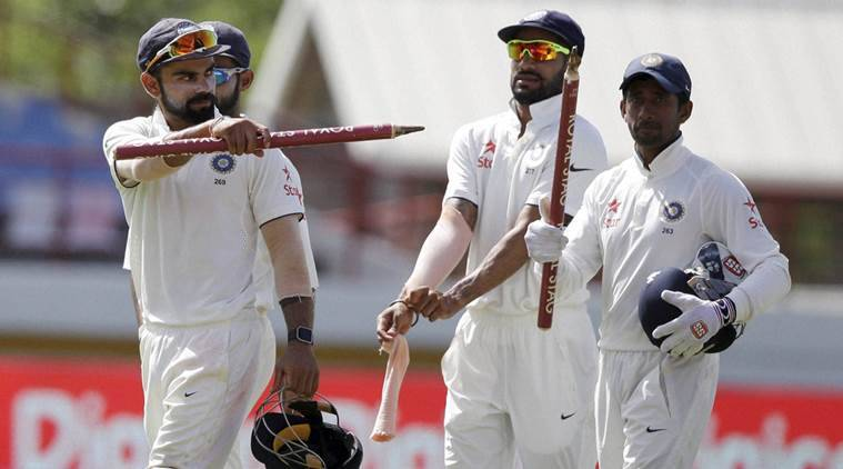 India vs West Indies, Ind vs WI, India vs West Indies score, India vs West Indies 2016, India vs West Indies 3rd Test, Ind vs WI scoreboard, India cricket, Cricket India, Virat kohli, Kohli, Virat Kohli India, Cricket news, Cricket