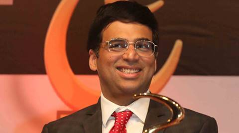 Viswanathan Anand held by Ding Liren; stays in joint  lead