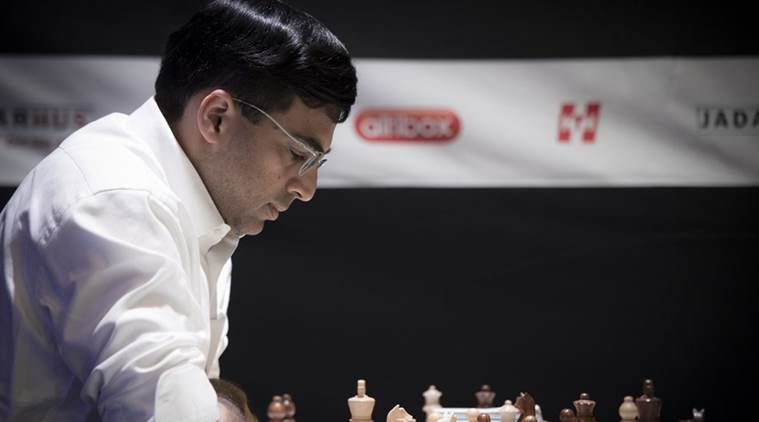 Viswanathan Anand, chess news, Magnus Carlsen, Fabiano Caruana, Levon Aronian, sports news, indian express