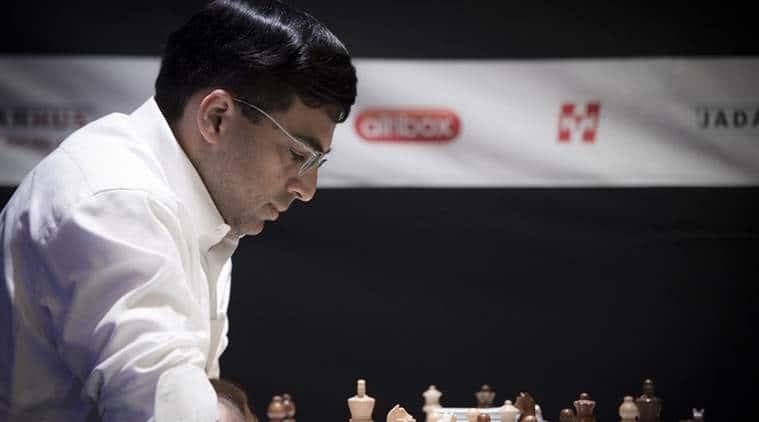 Viswanathan Anand, Wesley So, Magnus Carlsen, Vladimir Kramnic, Anish Giri