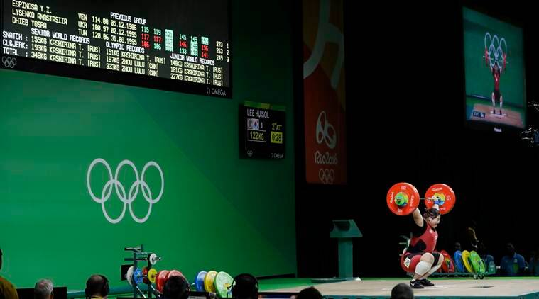 Rio 2016 Olympics, Rio 2016 Olympics news, Rio 2016 Olympics updates, Rio 2016 Olympics schedules, weightliftings, weightliftings standings, sports news, sports
