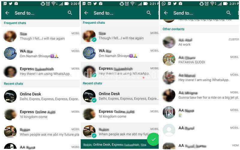 whatsapp, whatsapp new features, whatsapp voice message, whatsapp call back, whatsapp new Android features, whatsapp ios, whatsapp multi sharing, whatsapp new font, whatsapp text formatting, how to use whatsapp new features, social media, technology, technology news
