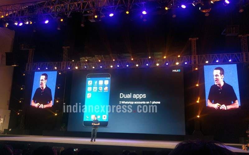xiaomi, miui 8, global stable rom, second space, dual apps, mi 5, mi cloud photo sync, mi note, quick ball, redmi 3, redmi 3s, redmi note 3, xiaomi miui 8 global rollout, how to download MIUI 8, tech news, technology