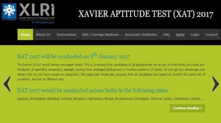 XAT 2018 to be re-conducted in some centres due to technical glitches