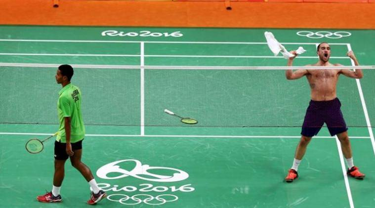 Badminton - Men's Singles Group Play
