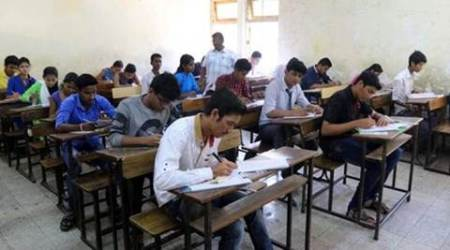 312 cases of cheating registered during secondary and senior secondary exams, board of School Education Haryana, india news, indian express,