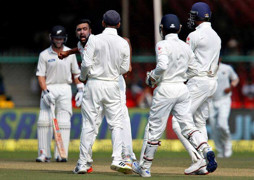 Virat Kohli hails 'priceless' R Ashwin after Kanpur heroics