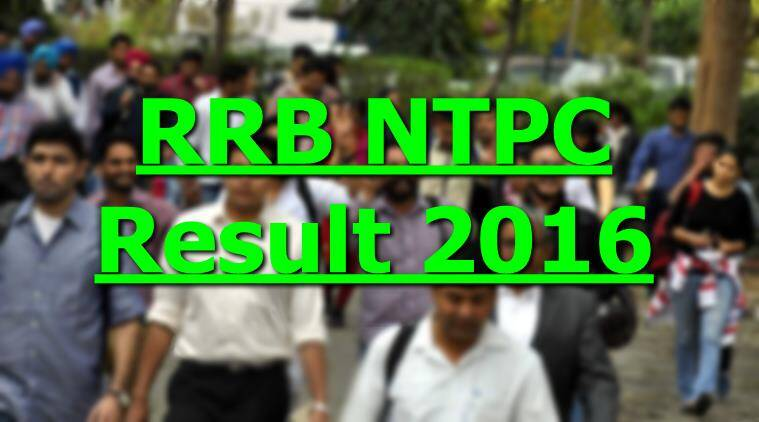 RRB result, rrb, RRB NTPC, RRB NTPC result, RRB, RRB results, RRB NTPC result stage 1, RRB NTPC result 2016, indian railways recruitment, RRB NTPC result date, RRB NTPC result 2016 date, RRB NTPC exam results 2016, RRB results NTPC exam, RRB results NTPC 2016, RRB results NTPC stage 1, rrb ntpc 2016, RRB exam results 2016, RRB exam results 2016 date, RRB news, recruitment news, education news, indian express