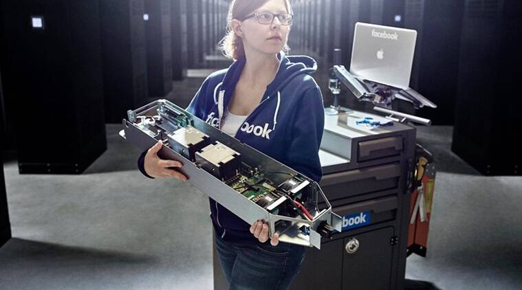 Mark Zuckerberg, facebook, facebook data centers, facebook future technology, mark zuckerberg rare images, facebook future technologies, facebook future projects, project aquila, arctic circle, sweden, facebook ceo, technology, technology news