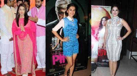 Aishwarya, Taapsee, Sunny: Fashion hits and misses of the week (September 11 – September 17)