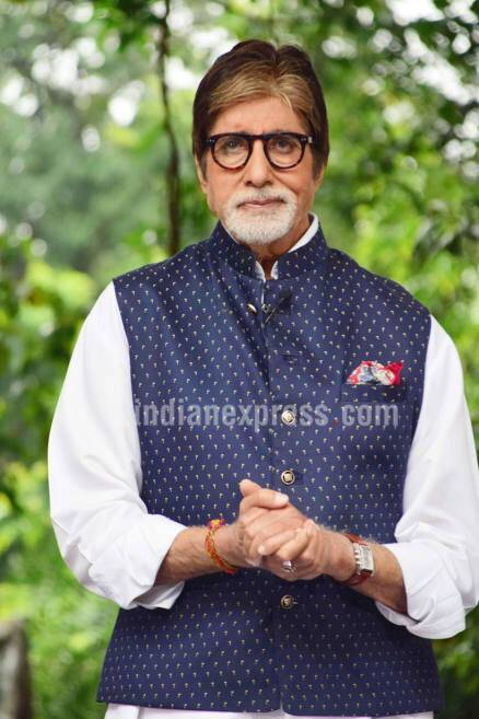 amitabh bachchan, swatchh bharat, clean india, maharashtra chief minister, Devendra Fadnavis, bollywood news, social cause