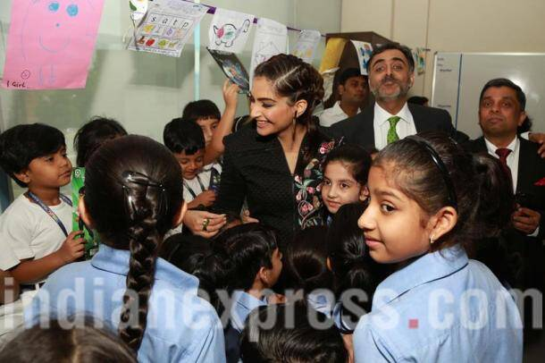 sonam kapoor, teachers day, teachers day sonam kapoor, sonam kapoor teachers day,