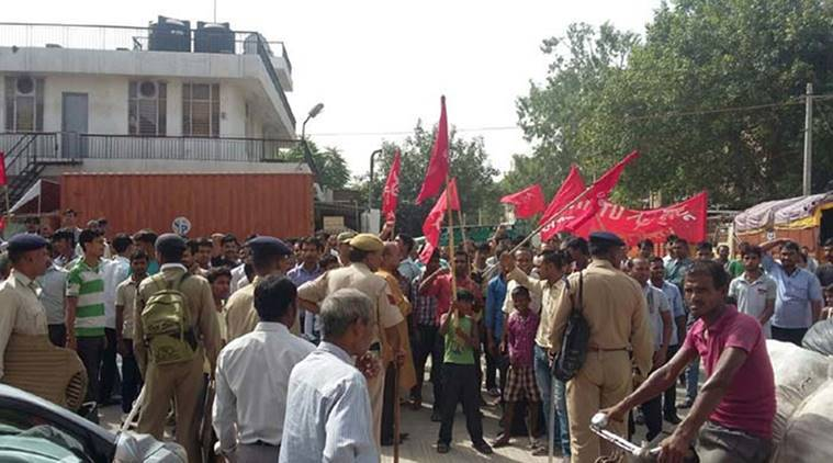 trade union strike, trade unions, all india trade unions, bharat bandh, aictu, india trade unions, india strike, india news