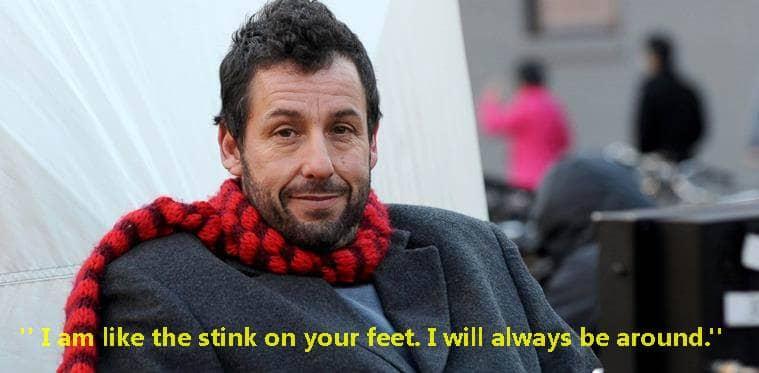 adam-sandler-stink-on-your-feet