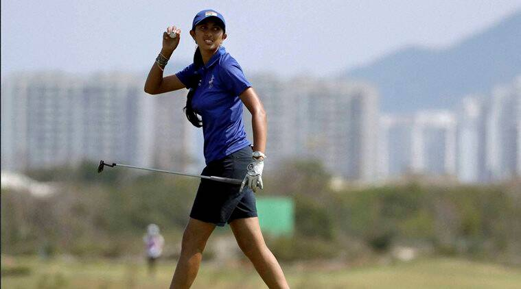 Aditi Ashok, Aditi Ashok Golf, Aditi Ashok India, European Tour, Ladies European Tour, Aditi Ashok Spain, Golf, golf news, sports, sports news