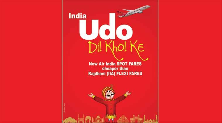 air india, railways, IRCTC, train ticket, cheap flight ticket, railway ticket, air india ad, railways surge pricing, railways flexi fare, suresh prabhu, air india flight, air india ticket, air india offer