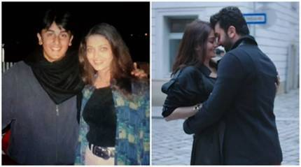 Ranbir Kapoor, Aishwarya Rai Bachchan's 18 year old image surfaced and he looks such a child, see pic