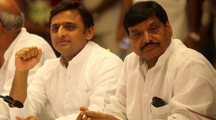 shivpal yadav, akhilesh yadav, samajwadi party, mulayam singh yadav, SP infighting, samajwadi party row, uttar pradesh, UP election, india news