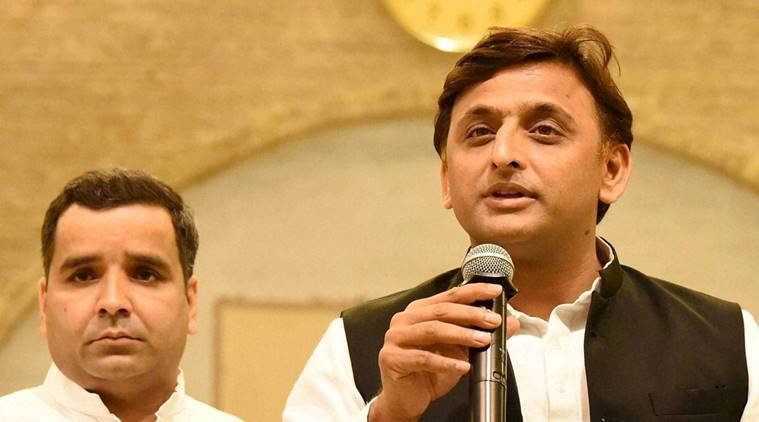 Akhilesh Yadav, Samajwadi party, SP, BJP, Naseemuddin Siddiqui, BSP general secretary, India news, lucknow news, Indian express news