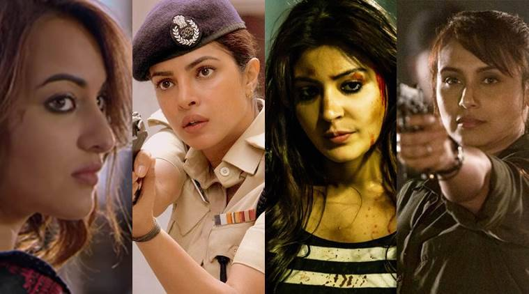 sonakshi sinha akira, women action movies, bollywood action movies, NH10, NH 10 anushka sharma, anushka sharma nh10, mardaani rani mukherji, rani mukherji mardaani, jai gangaajal priyanka chopra