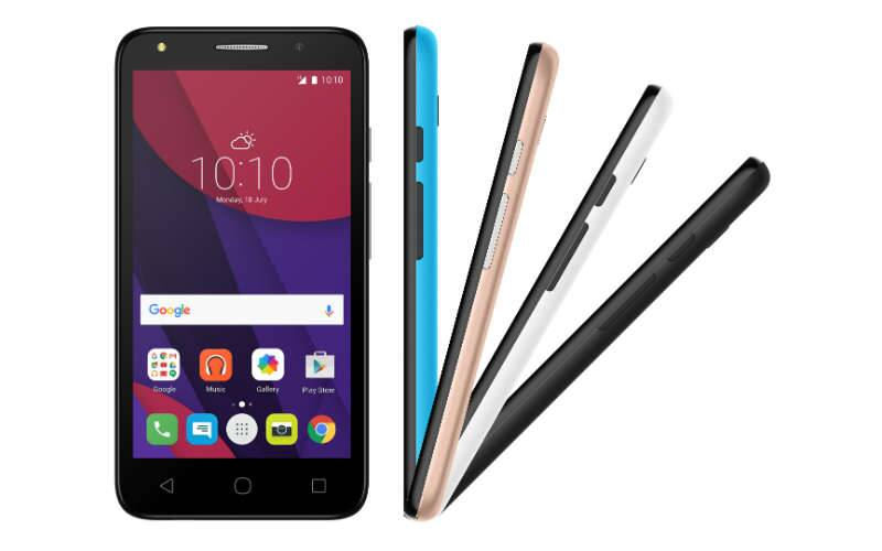 Alcatel PIXI 4 With 4G Support, Marshmallow OS, Launched At Rs. 4999