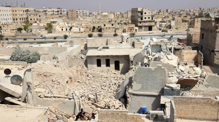 Syria air raid, Aleppo death toll, Syria Aleppo, Aleppo air raid, Syria death toll, news, Syria news, latest news, world news, international news