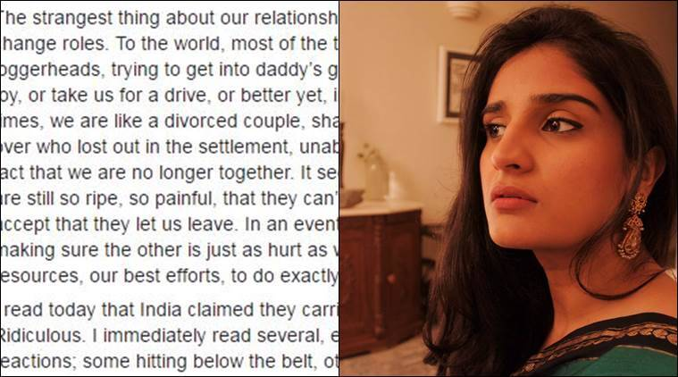 Alizay Jaffer pens down a beautiful post