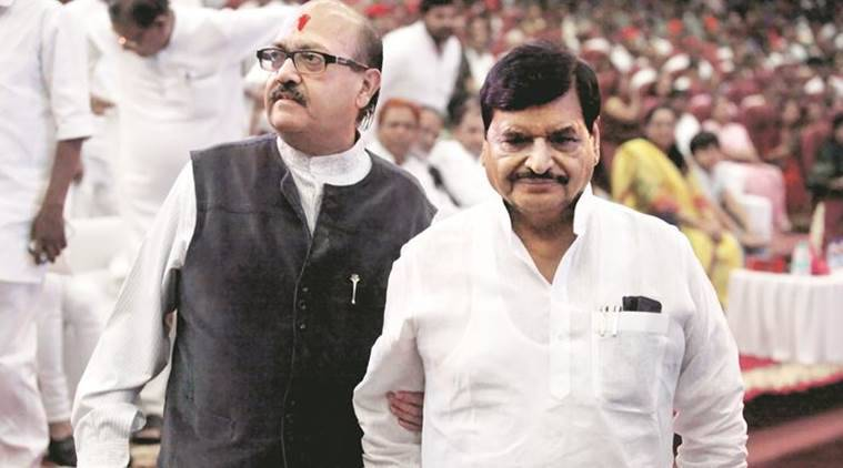 samajwadi party, SP, akhilesh yadav, mulayam singh, amar singh, akhilesh yadav amar singh, india news, indian express, indian express news