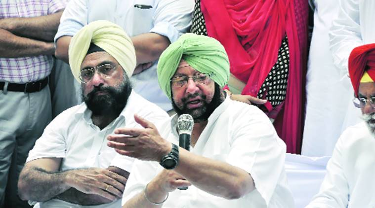 punjab, punjab news, chandigarh, chandigarh news, punjab elections 2017, punjab elections, captain amarinder singh, punjab congress, captain amarinder singh to oppose Punjabi Suba celebrations, india news, indian express