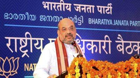 BJP National Executive Meet: Final victory will be our Army's, says Amit Shah