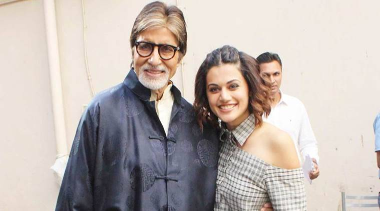 amitabh bachchan, tapsee pannu, pink,