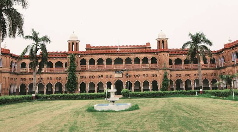 Aligarh Muslim University, AMU Students' Union Polls, AMUSU, Faizul Hasan, indian express news, india news, amu news
