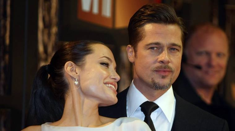 Angelina Jolie, Brad Pitt, Brangelina, Brangelina split, Brangelina divorce, Angelina Jolie Brad Pitt, Angelina Jolie Brad Pitt divorce, Angelina Jolie Brad Pitt split, Angelina Jolie Brad Pitt separate, Jolie, Pitt, Angelina, Brad, Jolie Pitt Split, Jolie Pitt divorce, Entertainment, indian express, indian express news