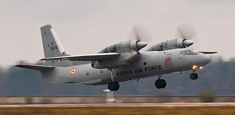 The AN-32 aircraft went missing 22 July.