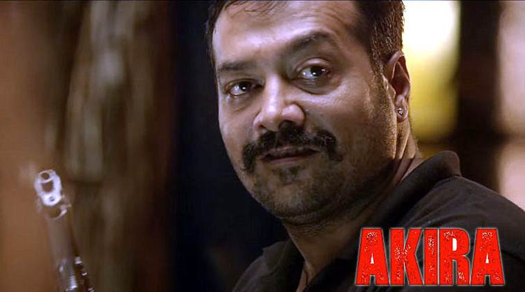Anurag Kashyap plays ACP Rane in the film, and is seen enjoying himself hugely and being extremely effective, even if very far from a Marathi-speaking native: I wouldn't like to meet Rane in a dark alley.