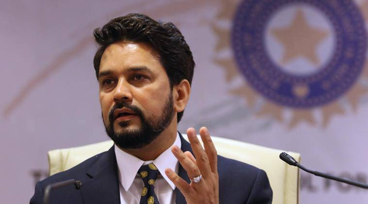 uri attack, bcci president, bcci president anurag thakur, anurag thakur on uri attack, india pakistan relations, india pakistan war, india pakistan cricket, india pakistan match, india news, indian express,