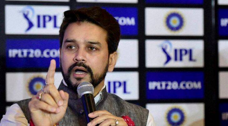 BCCI, IPL, Anurag thakur, Indian Premier League, India cricket, Cricket India, Cricket news, BCCI president, Thakur, Cricket