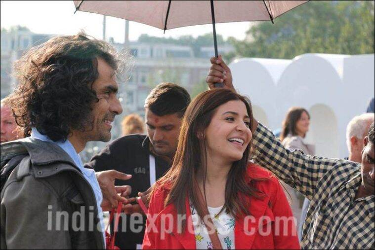 anushka sharma, Imtiaz Ali, Imtiaz Ali anushka pics, anushka sharma exclusive pics, anushka sharma the ring set pics, the ring, the ring movie, the ring sets, the ring sets Amsterdam