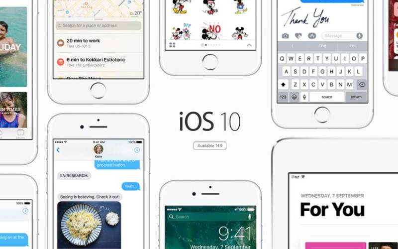 apple ios 10 rolls out today installing compatibility