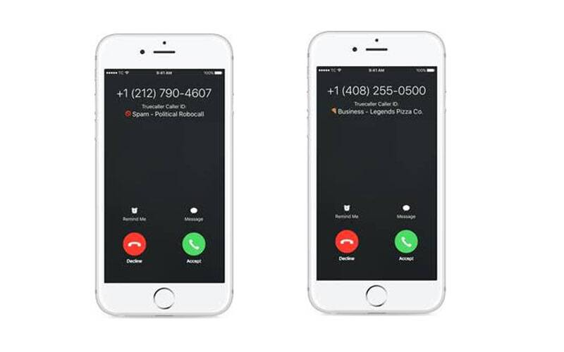 Truecaller In Ios 10 To Have Spam Caller Id The Indian