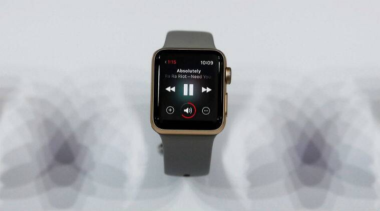 Apple, Apple watch series 2, apple watch 2, Apple watch series 2 review, Apple watch 2 review, india, Apple watch 2 india, apple watch features, Apple watch 2 pros, apple watch 2 cons, smartwatch, technology, technology news, indian express