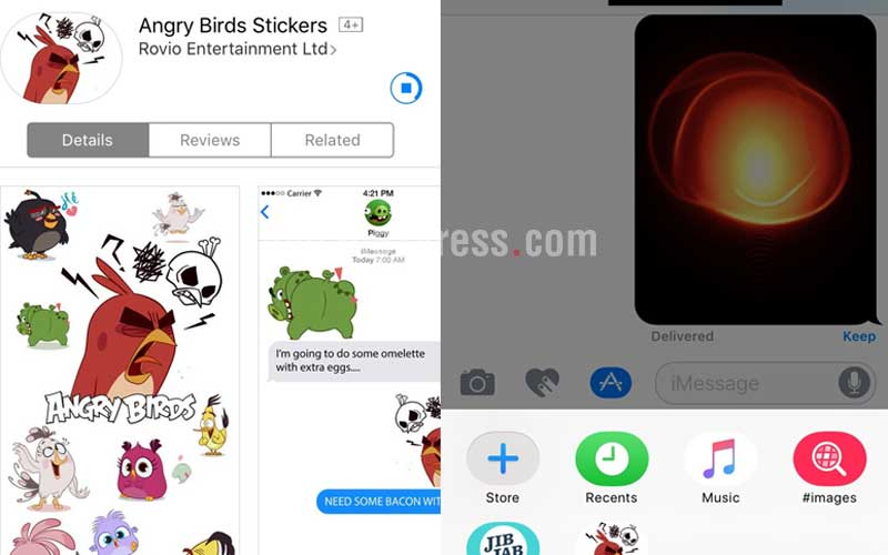 Apple's new iMessage App Store now has 1650 apps ...