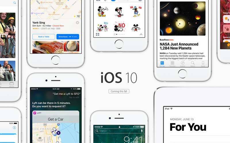 Apple, ios 10 launch, Apple ios 10 launch india, Apple iOS 10, india, ios 10 release, ios 10 download, ios 10 compatibility, how to download ios 10, install ios 10, iphone update, ios 10 phone compatibility, ios 10 software download, technology, technology news, indian express