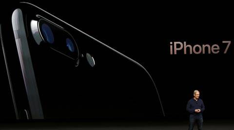 Apple iPhone 7, iPhone 7 Plus are water-resistant, but ...