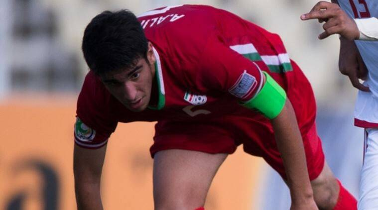Aref Alipour starred in Iran's 3-2 opening-day win over Saudi Arabia and the subsequent 1-1 draw with UAE.